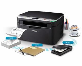 Samsung SCX-3200 Laser Multifunction Printer series